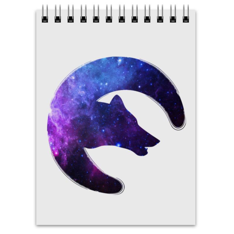 Printio Space animals блокнот printio space and time