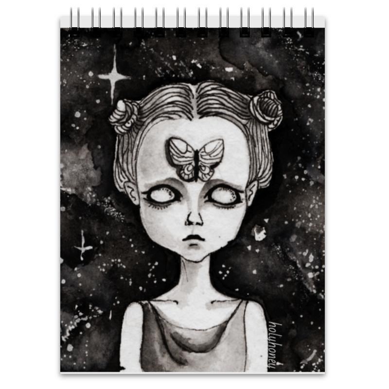 Блокнот Printio Holyhoney illustrations