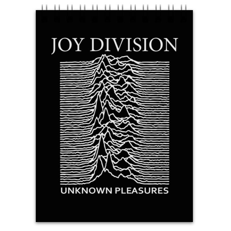 Блокнот Printio Joy division joy division joy division closer 180 gr