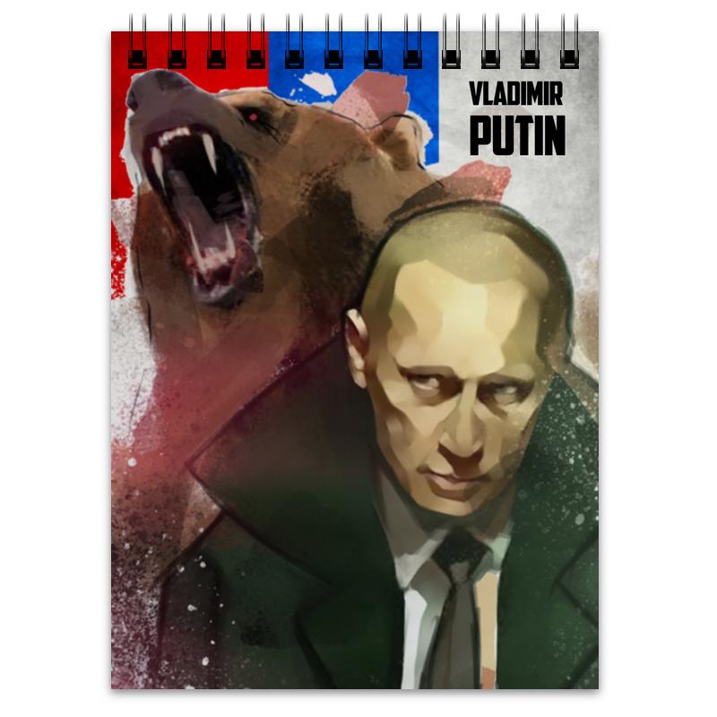 Блокнот Printio Putin блокнот printio блокнот коловрат