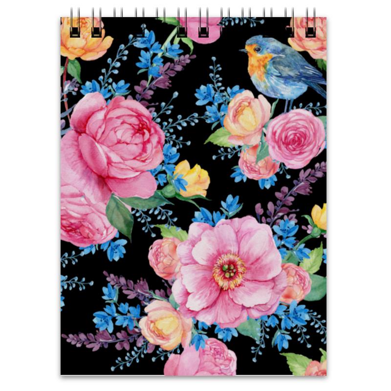 Printio Цветы отсутствует детства алые цветы