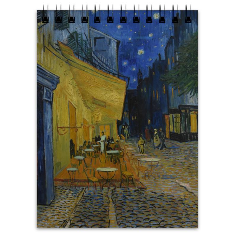 ван гог artnote mini ночное кафе Printio Ночная терраса кафе ( винсент ван гог)