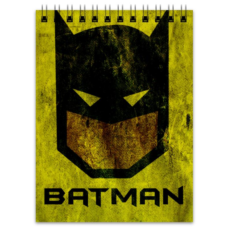 Блокнот Printio Бэтмен гавриш семена салат персей