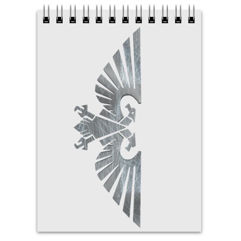 Блокнот Printio For the emperor! детская мебель орел