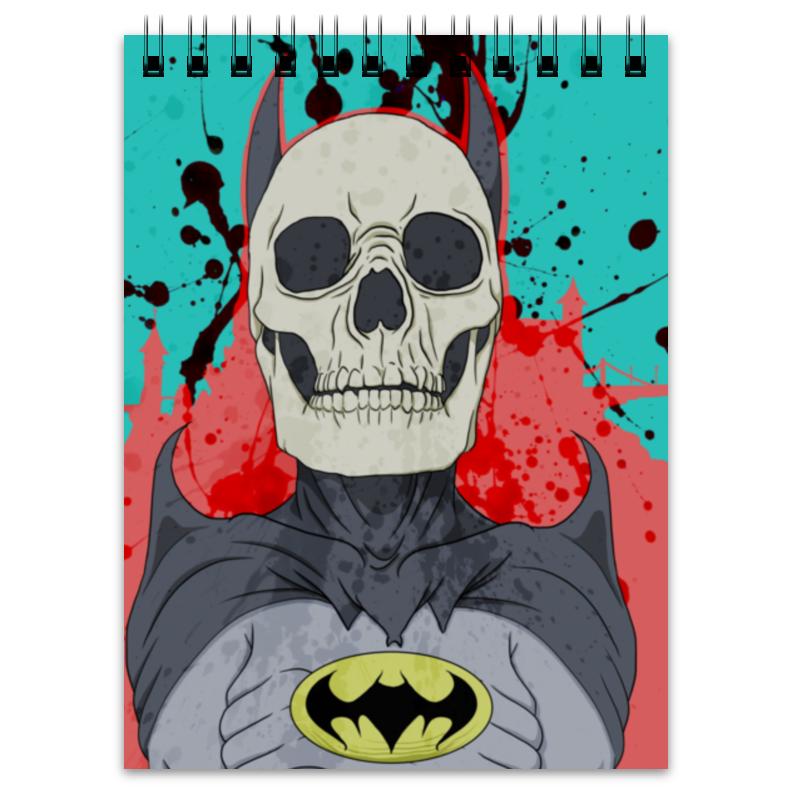 Блокнот Printio Бэтмен блокнот printio цунами