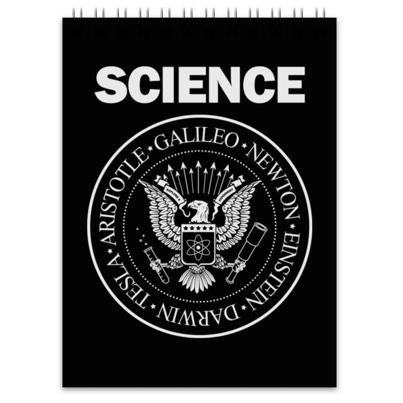Блокнот Printio Наука отсутствует наука и жизнь 08 2014