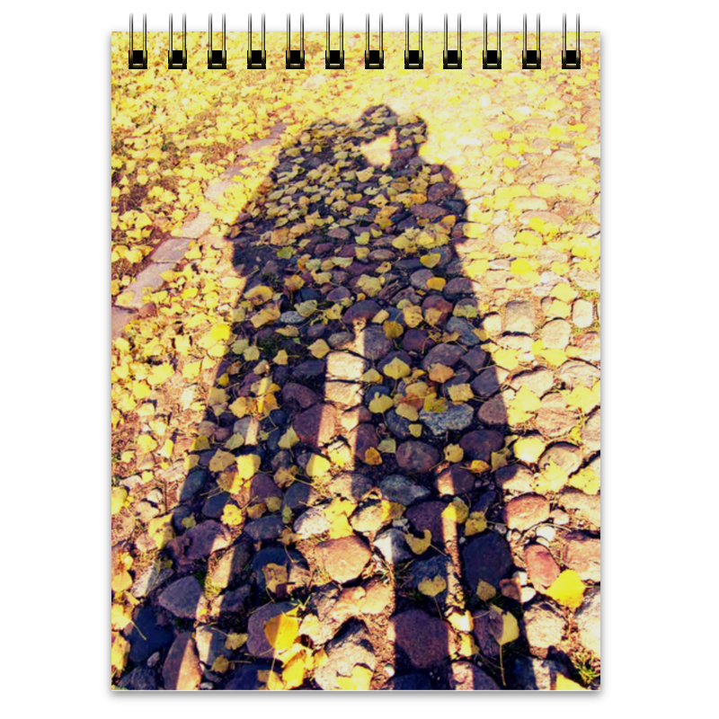 Блокнот Printio Осень блокнот printio осень в парке