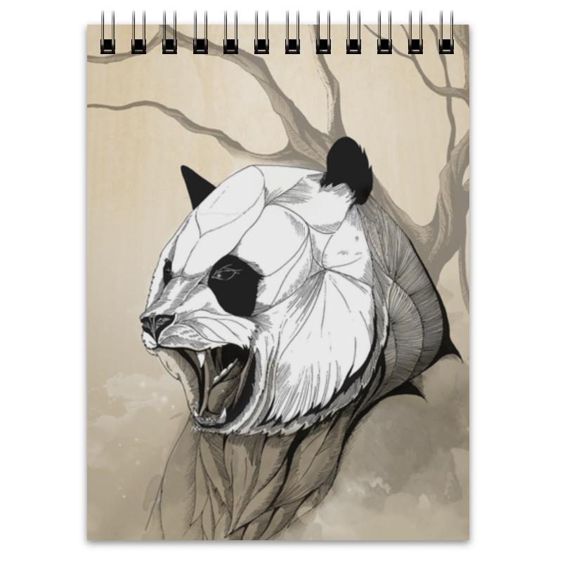 Printio Панда блокнот printio сказочная панда