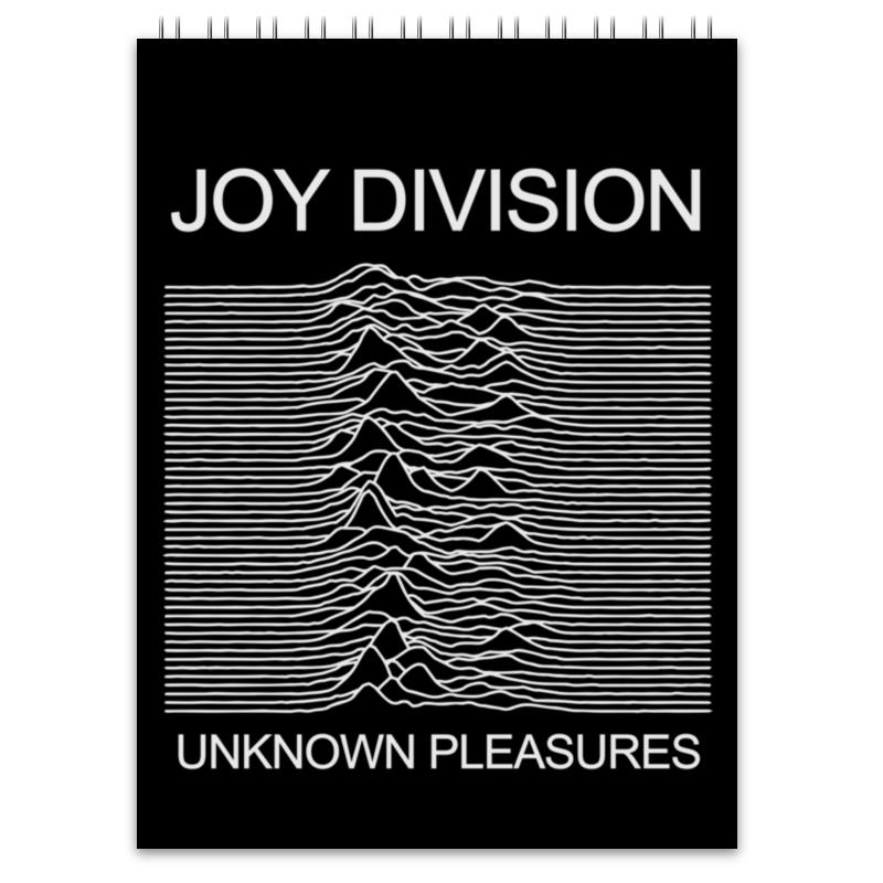 Блокнот Printio Joy division in the division