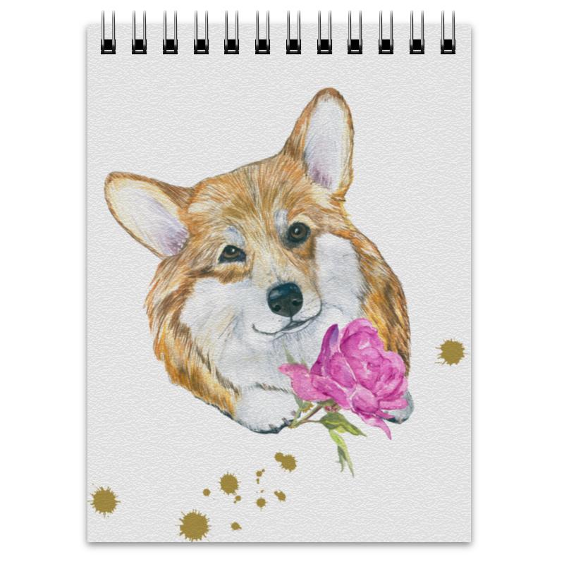 Блокнот Printio Моя любимая собака рэндольф скотт негодяи питтсбург моя любимая жена роберта 4 в 1