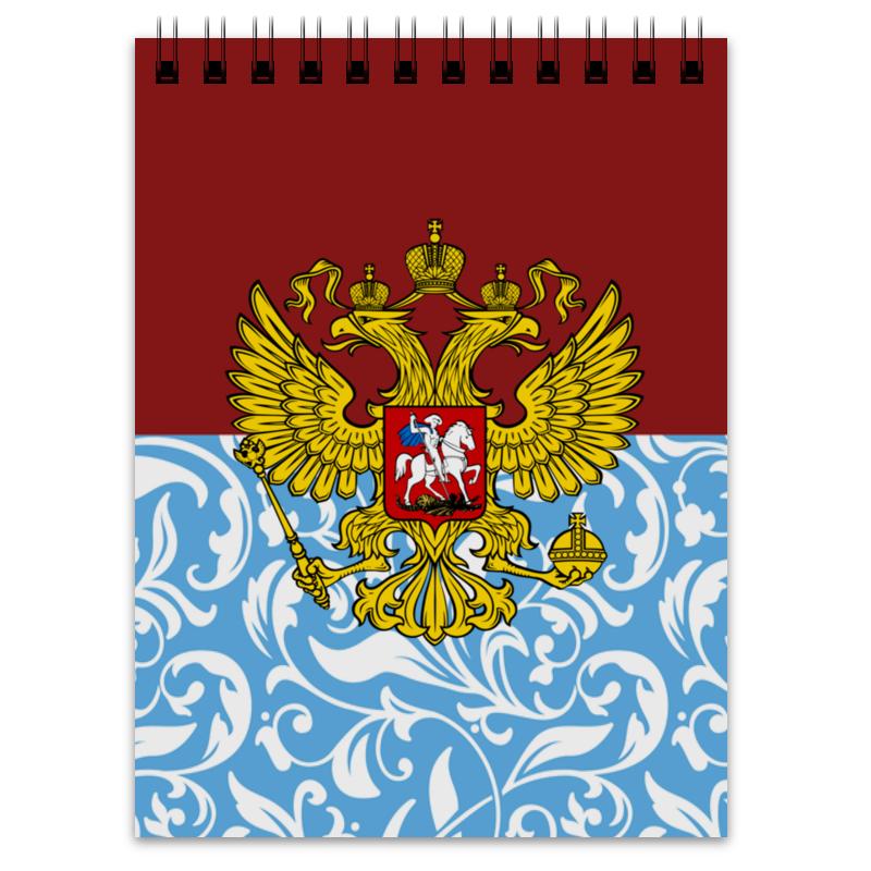 Printio Цветы и герб отсутствует записки о русских гербах i московский герб