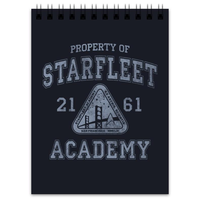 Блокнот Printio Starfleet academy