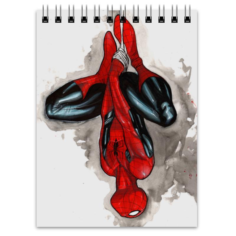 Блокнот Printio Человек-паук (spider-man)