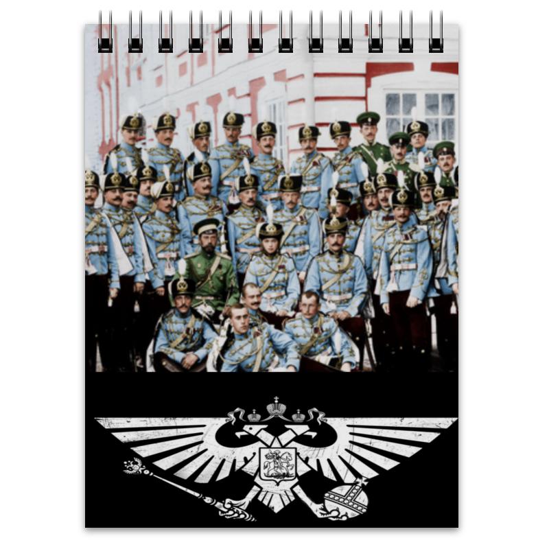 Блокнот Printio Российская империя генералы участвовавшие в венгерской войне 1849 года русский художественный листок в тимма 33 литография российская империя середина xix века
