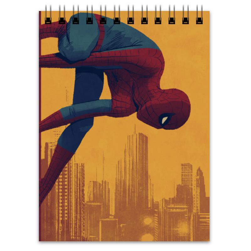 Блокнот Printio Человек-паук академия групп пенал человек паук