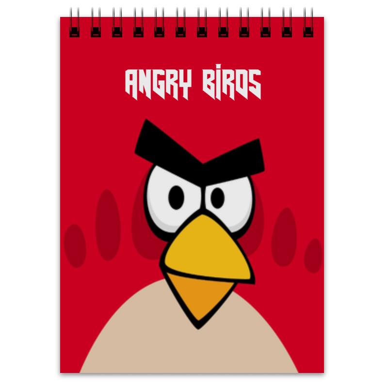 Блокнот Printio Angry birds (terence) коробка для кружек printio angry birds terence