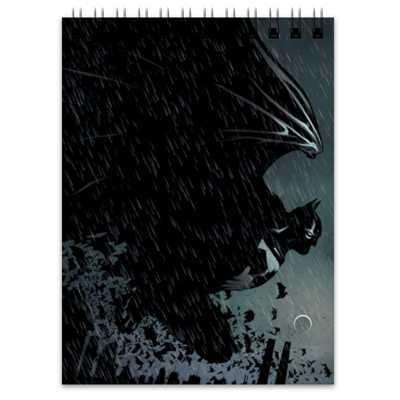 Блокнот Printio Бэтмен блокнот printio прогулки по городу