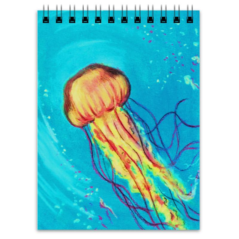 Блокнот Printio На морских просторах