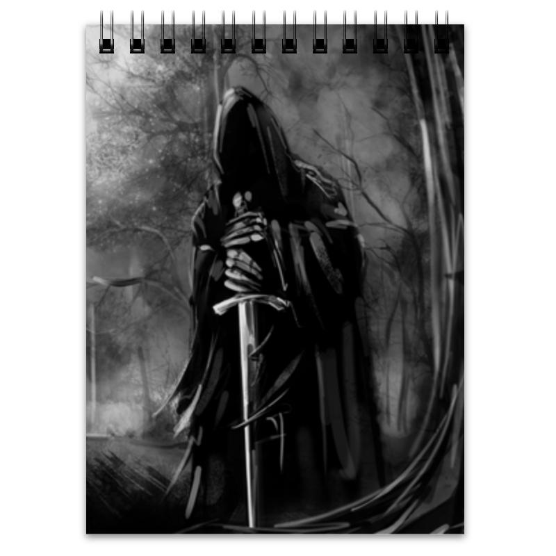 Блокнот Printio Смерть с мечом блокнот printio прогулки по городу