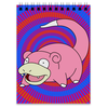 "Блокнот ""Слоупок"" - pokemon, покемон, пикачу, pikachu, pokemon go"