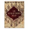 """Блокнот """"Карта Мародеров"""" - harry potter, гарри поттер, хогвартс, potter, карта мародёров"""