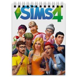 """Блокнот """"The Sims 4"""" - симс 4, the sims 4"""
