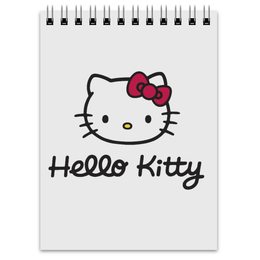 "Блокнот ""Hello Kitty"" - кошка, hello kitty, хелло китти"