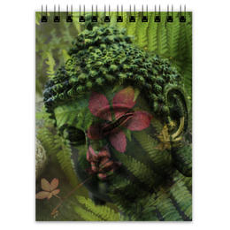 "Блокнот ""Будда "" - природа, buddha, будда, буддизм, духовность"