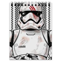 """Блокнот """"Штурмовик"""" - star wars, звездные войны, stormtrooper, стар варс"""