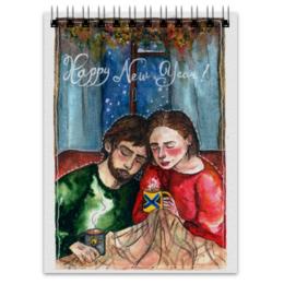 """Блокнот """"Любовь"""" - праздник, любовь, дом, пара, уют"""