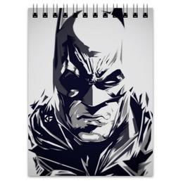 "Блокнот ""Бэтмен"" - комиксы, batman, dc, dc comics"
