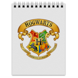 "Блокнот ""HOGWARTS"" - harry potter, гарри поттер, хогвартс, hogwarts"