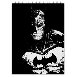 """Блокнот """"Бэтмен"""" - batman, бэтмен, dc, dc comics, бэтс"""