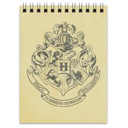 "Блокнот ""Хогвартс"" - harry potter, гарри поттер, хогвартс, hogwarts, школа магии"