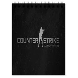 "Блокнот ""Блокнот | Counter Strike - Global Offensive |"" - cs go"