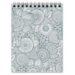 """Блокнот """"Джунгли"""" - цветы, растения, джунгли"""