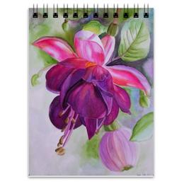 """Блокнот """"Краски весны"""" - цветы, весна, акварель, spring"""
