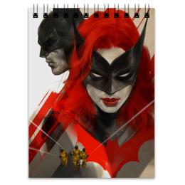 "Блокнот ""Бэтмен"" - комиксы, batman, batwoman, dc, dc comics"