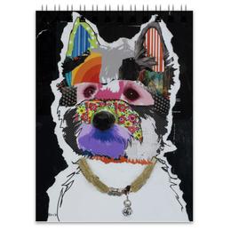 """Блокнот """"DOGGY"""" - dog, собака, doge"""