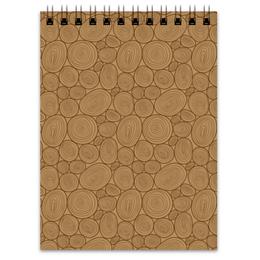 """Блокнот """"Древесный"""" - арт, узор, стиль, рисунок, дерево"""