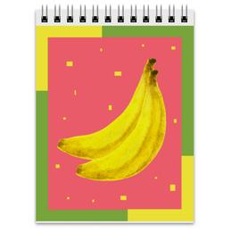 """Блокнот """"Банан"""" - банан"""