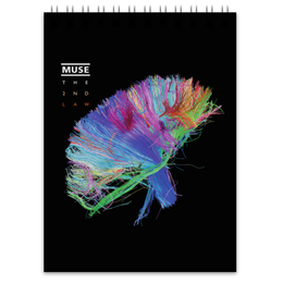 """Блокнот """"Muse """" - музыка, muse, группы"""