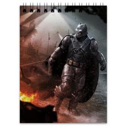 "Блокнот ""Бэтмен"" - комиксы, batman, dc comics, batman vs superman, бэтмен против супермэна"