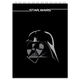 "Блокнот ""Дарт Вейдер (Darth Vader) "" - star wars, darth vader, звездные войны, дарт вейдер"