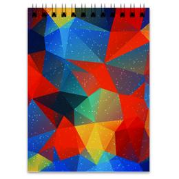 """Блокнот """"Абстракция"""" - узор, стиль, рисунок, абстракция, абстрактный"""