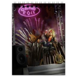 "Блокнот ""Тирион Ланнистер"" - джордж мартин, игра престолов, game of thrones, tyrion lannister"