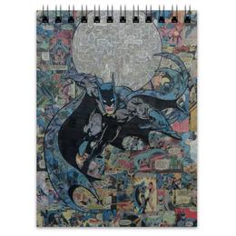 "Блокнот ""Бэтмен"" - комиксы, batman, dc, dc comics, бэтс"