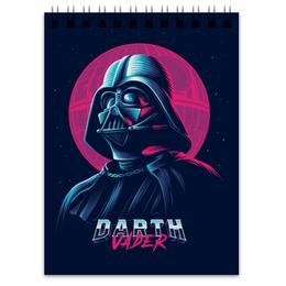 "Блокнот ""Дарт Вейдер (Darth Vader) "" - darth vader, звездные войны, дарт вейдер, стар варс"