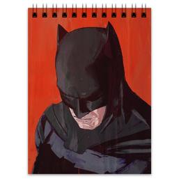 "Блокнот ""Бэтмен"" - комиксы, batman, бэтмен, dc comics, batman vs superman"