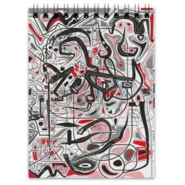 """Блокнот """"Mamewax"""" - арт, узор, абстракция, медитация"""